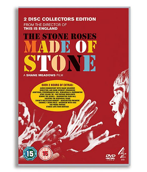 Stone Roses - Made Of Stone DVD - 2 Disc Collectors Edition