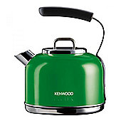 Kenwood SKM035A 2.2kW 1.25 Litre Traditional Kettle with SureGrip in Green