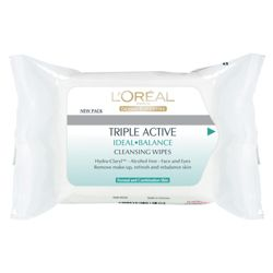 L'Oreal Paris Ideal Balance Wipes