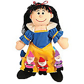 Fiesta Crafts Snow White & 7 Dwarfs