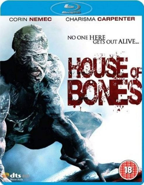 House Of Bones (Blu-Ray)