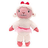 Doc McStuffins Talking Soft Toy - Lambie