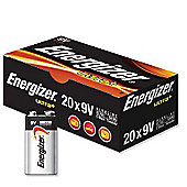 Energizer UltraPlus Batteries 9v Bulk Pack