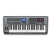 Novation Impulse 49 Note USB MIDI Controller