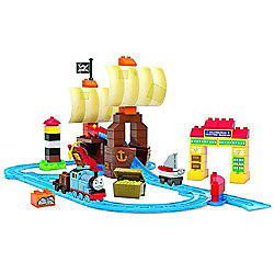 Mega Bloks Thomas & Friends Hidden Treasure Adventure