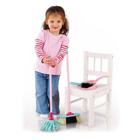 ELC Cleaning Set - Pink