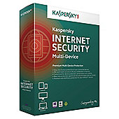 Kaspersky Internet Security 2014 Multi Device 5 User 1 Year DVD