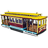 Heritage Collection - California Street Cablecar - 1:22 Scale - 20331 - Artesania Latina