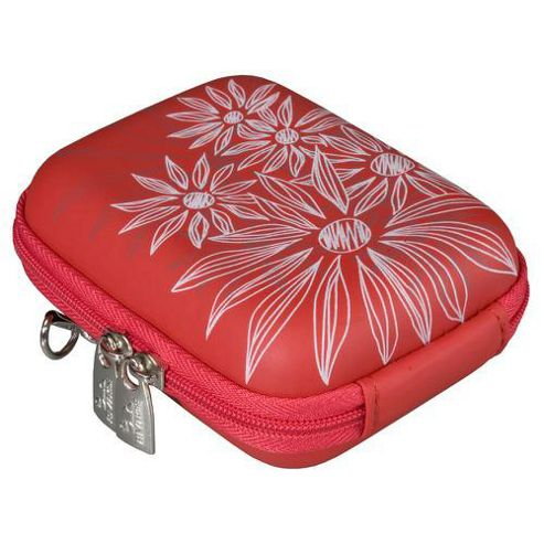 Rivacase Riva 7023 PU Digital Camera Case - Red