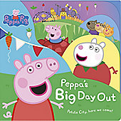 Peppa Pig Peppa's Big Day Out Board Book