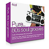 Pure ... 80S Soul Grooves (4CD)