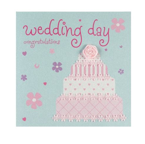 Wedding Gift List Tesco : ... Cake Congratulations Card from our All Wedding Gifts rangeTesco