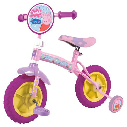 Peppa Pig 2-in-1 Kids' Bike