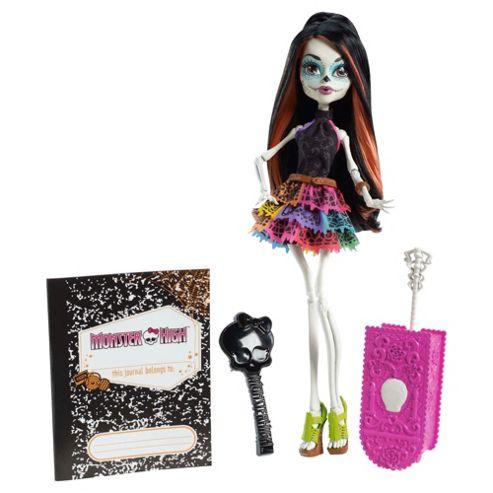 Monster High Skelita Calaveras Deluxe Scaris Doll