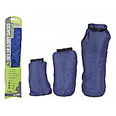 Summit Camping Dry Sacks - 3 Pack