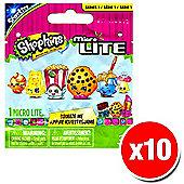 Shopkins Micro Lites Mystery Pack x10