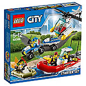 LEGO CITY Starter Set 60086
