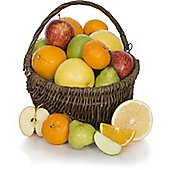 fruit basket with chocolates (FB21)