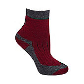 Merino Kids Socks - Red