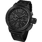 TW Steel Canteen Cool Black Mens Chronograph Watch - TW821