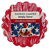 Yankee Srawberry shortcake melt
