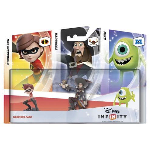 Infinity Sidekicks 3 Pack