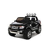 Ford Ranger Licensed 12v Ride On Car Black