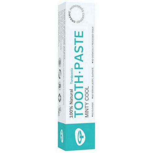 Green People Mintly Cool 50ml Toothpaste