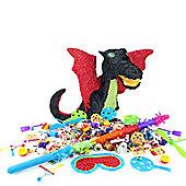 Black Dragon Pinata Kit