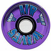 Air Waves 65mm Swirl Quad Roller Skate Wheels 8 Pack - 4 Colours to Choose From