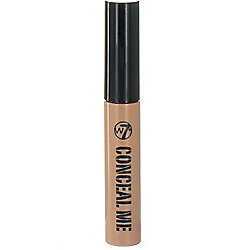 W7 Conceal Me Liquid Concealer Wand 8g - Medium