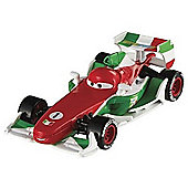 Disney Pixar Cars 2 Die Cast Francesco Bernoulli #4