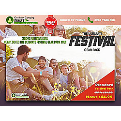 Standard Festival Pack