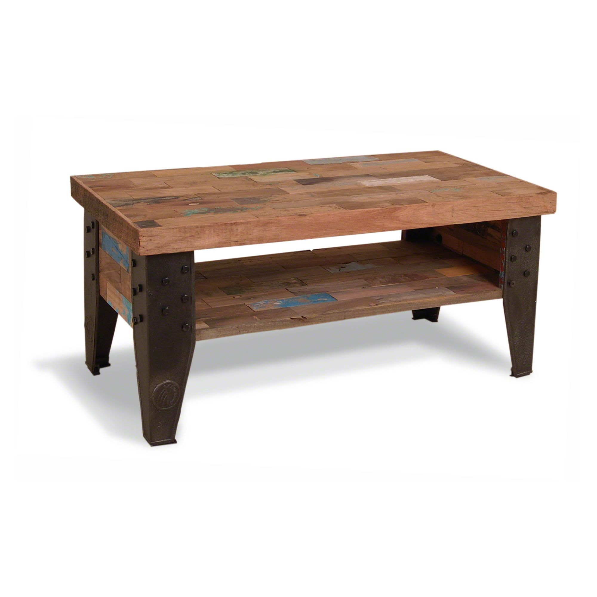 Oceans Apart Recycled Boat TV Dresser / Coffee Table at Tescos Direct