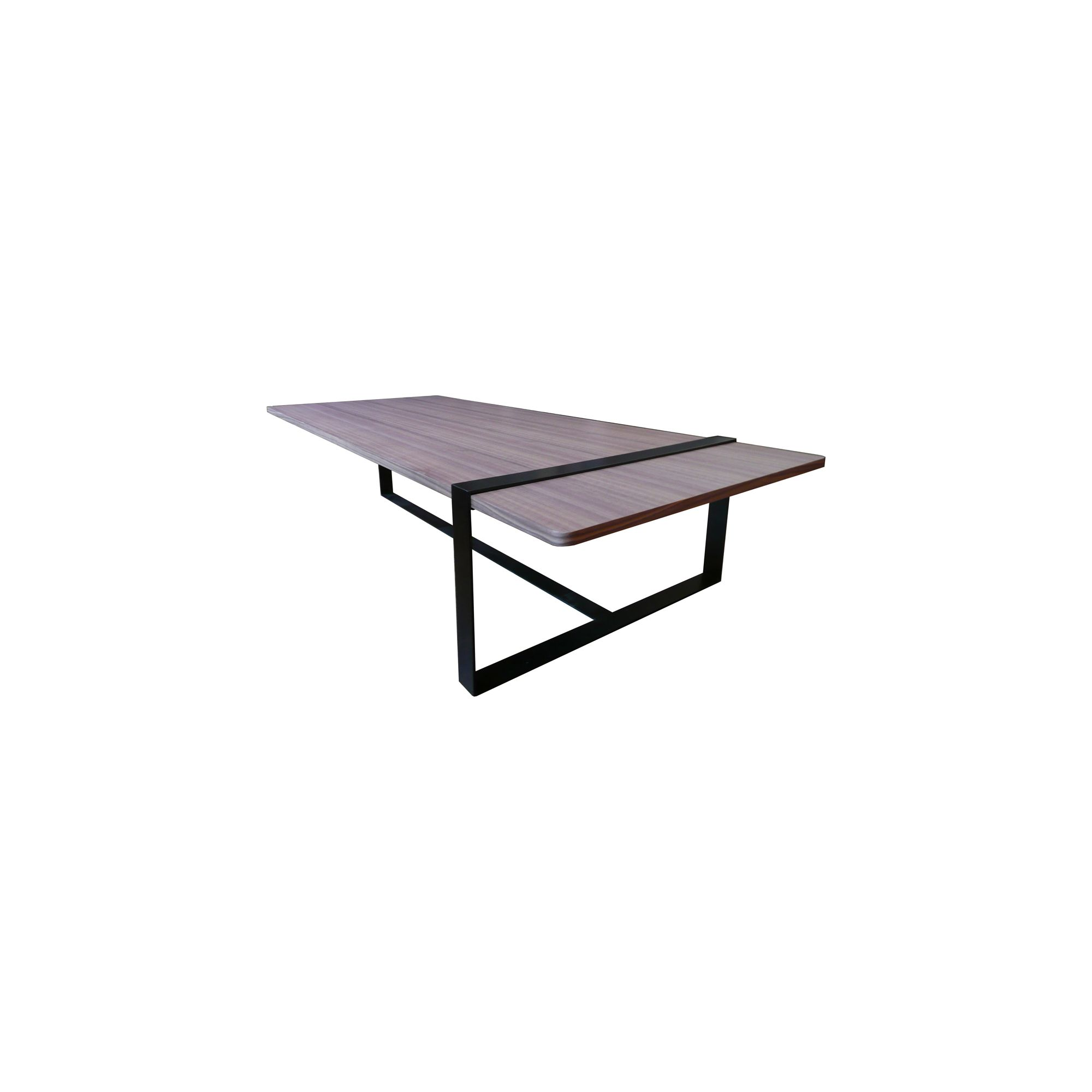 Alex de Rouvray Severin Wood Top Coffee Table at Tesco Direct