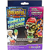 Doctor Dreadful Zombie Lab Food Refill Pack