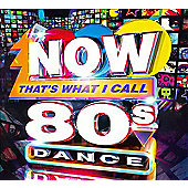 Now That'S What I Call 80S Dance (3Cd)