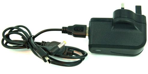 U-Bop Powersure Rapid Mains House Charger And Usb Charging Cable