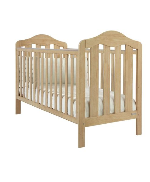 Mamas & Papas - Lucia Cot/toddler Bed - Natural