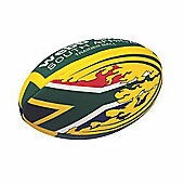 Webb Ellis South Africa Flag Rugby Ball Size 5