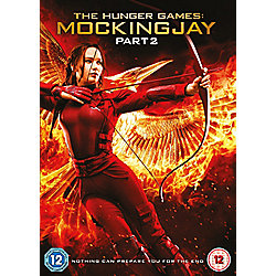 The Hunger Games: Mockingjay Part 2 DVD
