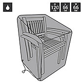 Bentley Garden Outdoor Premium Polyester Heavy Duty Stackable Chair Seat Cover