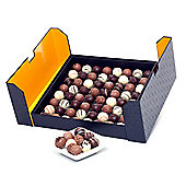 luxury belgian truffles in stylish black box 950g (CH22)