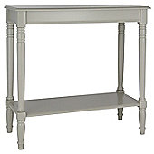 Pacific Lifestyle Console Table - Putty