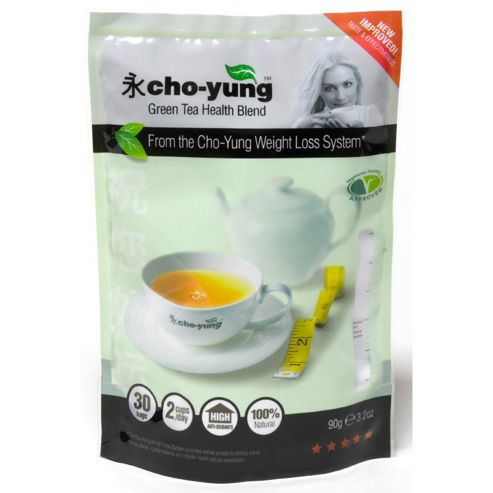 Fred Cho Yung Tea 30 Bags