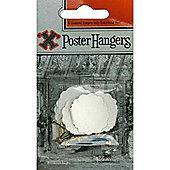 X Poster Hangers