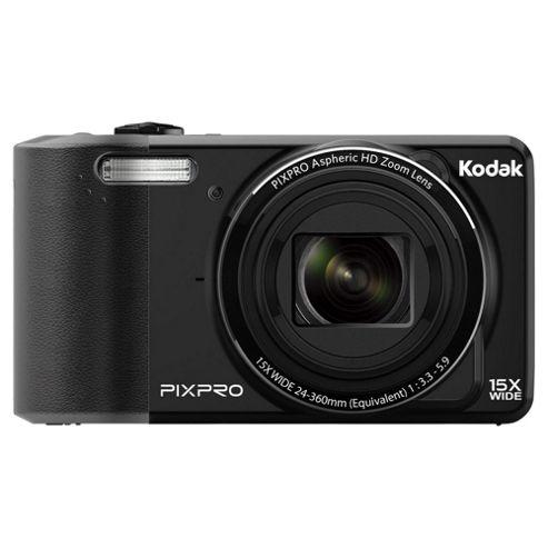 Kodak Pix Pro FZ151 Digital Camera, Black, 16MP, 15x Optical Zoom 3