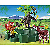 Playmobil - Gorillas and Okapis 5415