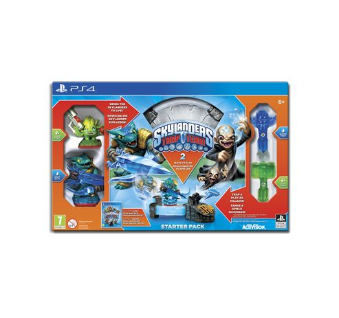 Skylanders Trap Team Starter Pack (PS4)