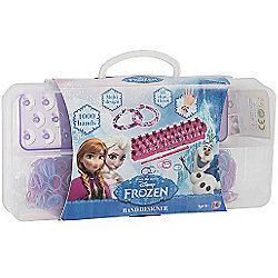 Disney Frozen Loom Kit and Storage Case - 1000 Loom Bands